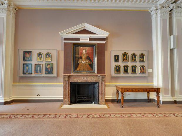 Meeting room at Burlington House