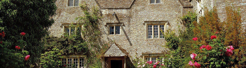 Exterior view of Kelmscott Manor