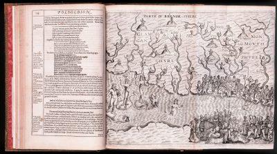 Poly-Olbion (Drayton) 1613