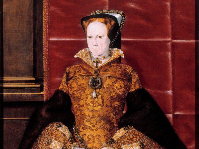 Image of Mary I (1516-1558)