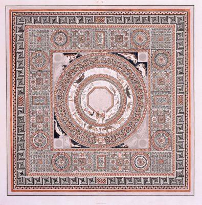 The Orpheus Mosaic