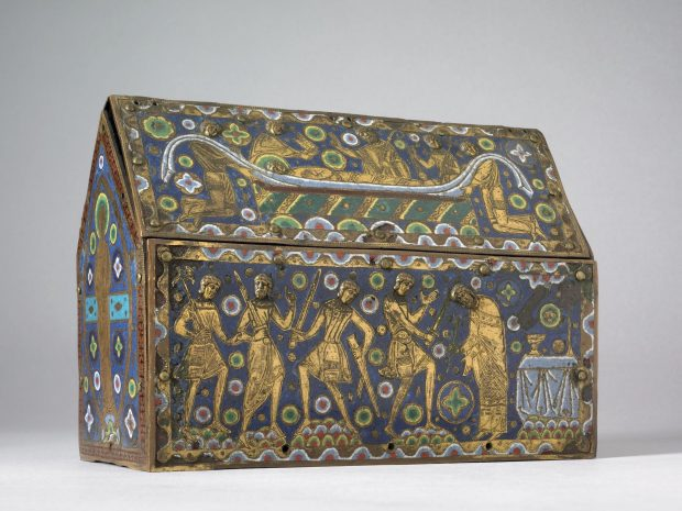 St Thomas Becket casket