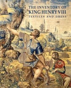 Inventory of King Henry VIII book cover