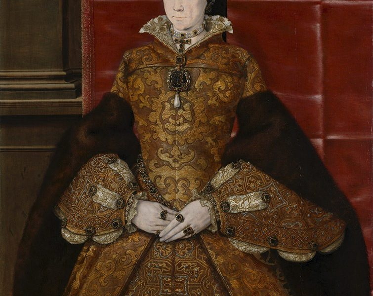 Image of Mary I (1516-1558)