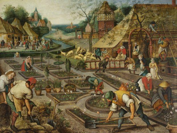 Brueghel painting