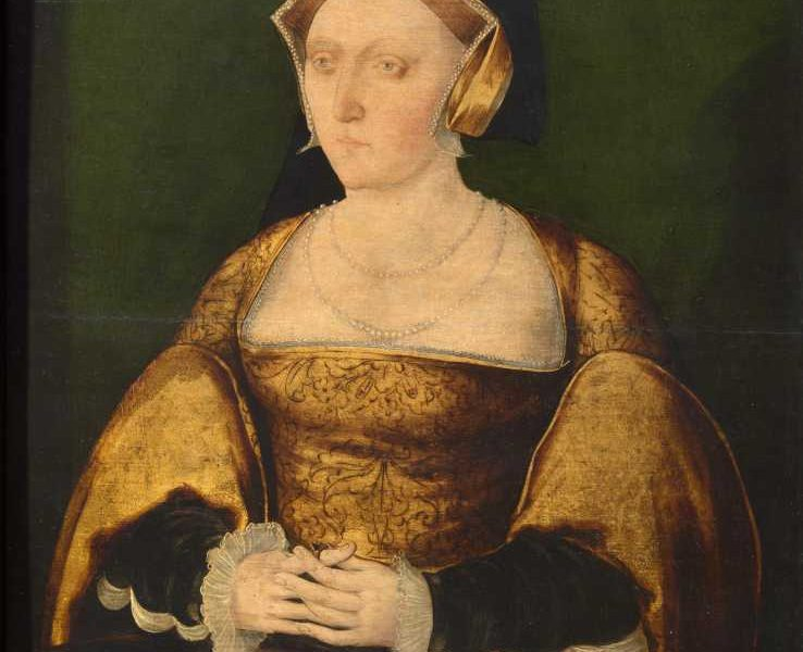 Image of Jane Seymour (c1508/9-37)