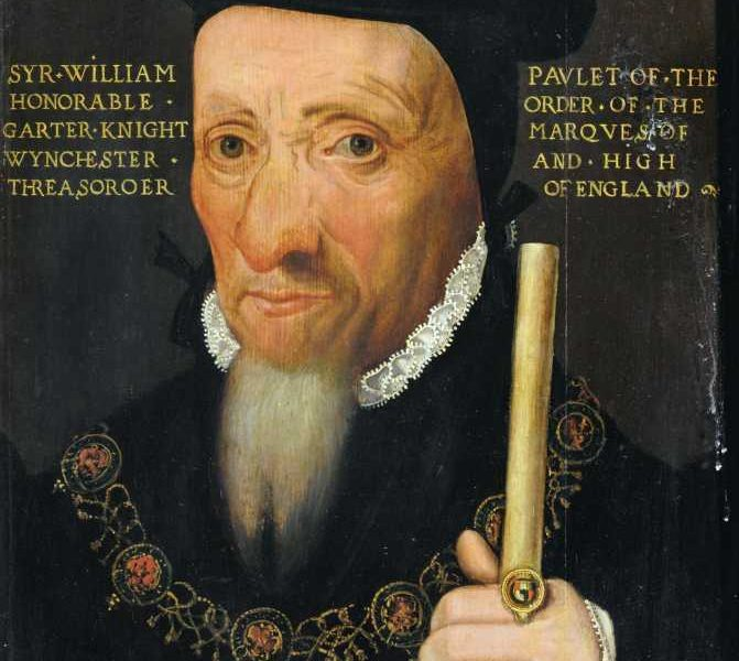 Image of William Paulet (c 1474/5-1572)
