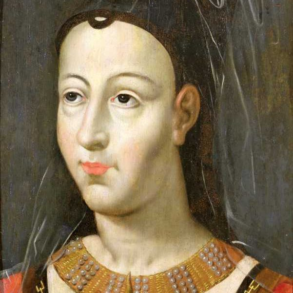 Image of Isabella of Bourbon (1436-65) (previously identified as 'Margaret of York')