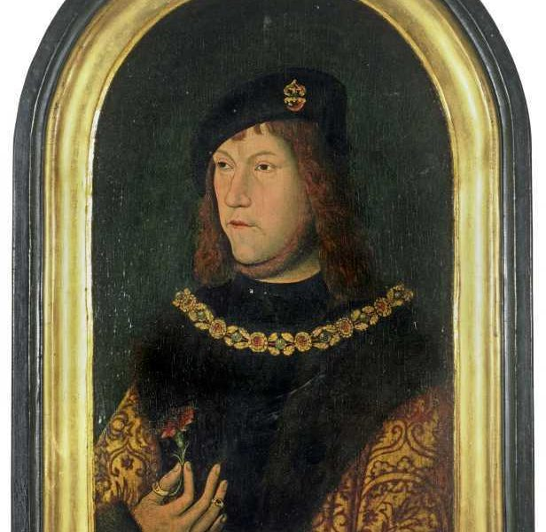 Image of Christian II, King of Denmark (1481-1559)