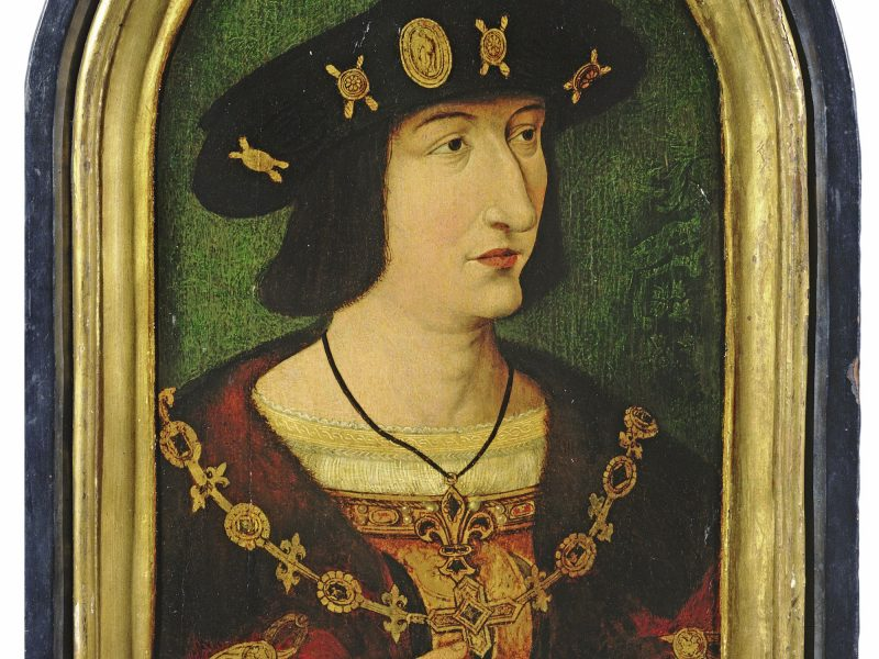 Image of Francois I, King of France (1494-1547)