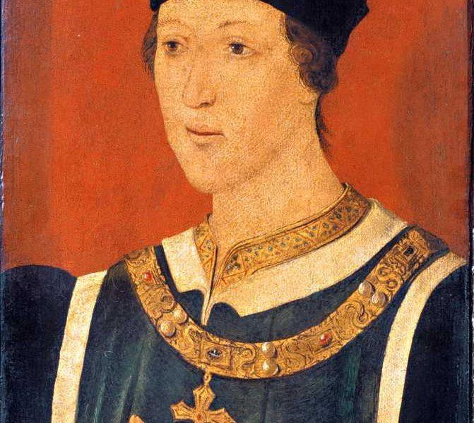 Image of Henry VI (1421-71)