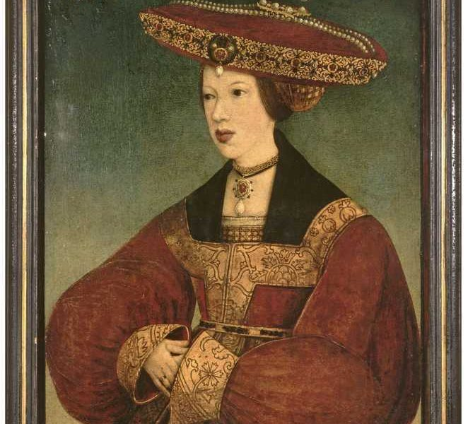 Image of Mary of Austria (1505-1558)