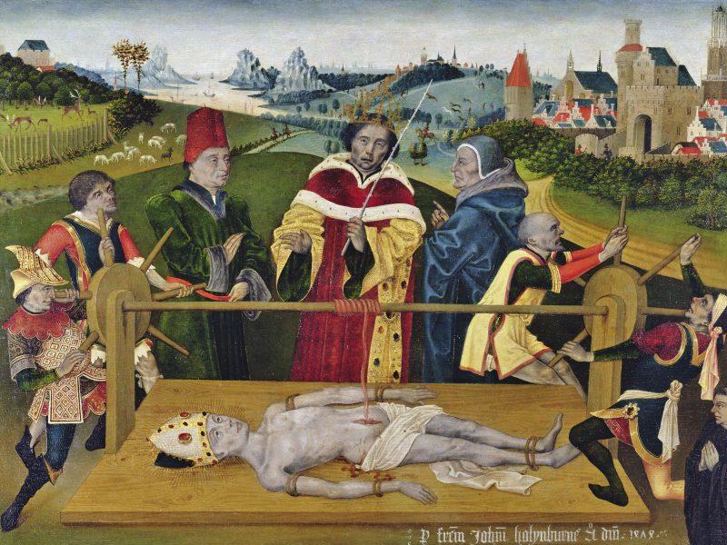 Image of Saint Eramus