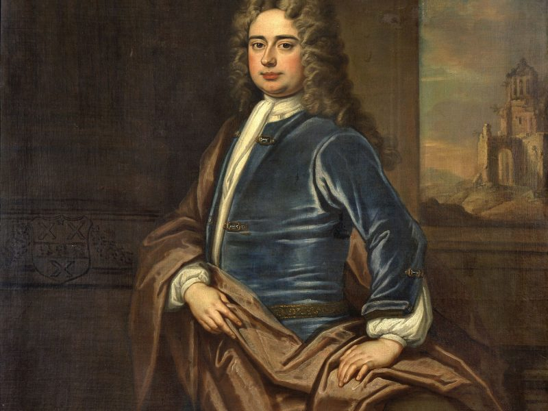 Image of Samuel Gale (1682-1754)