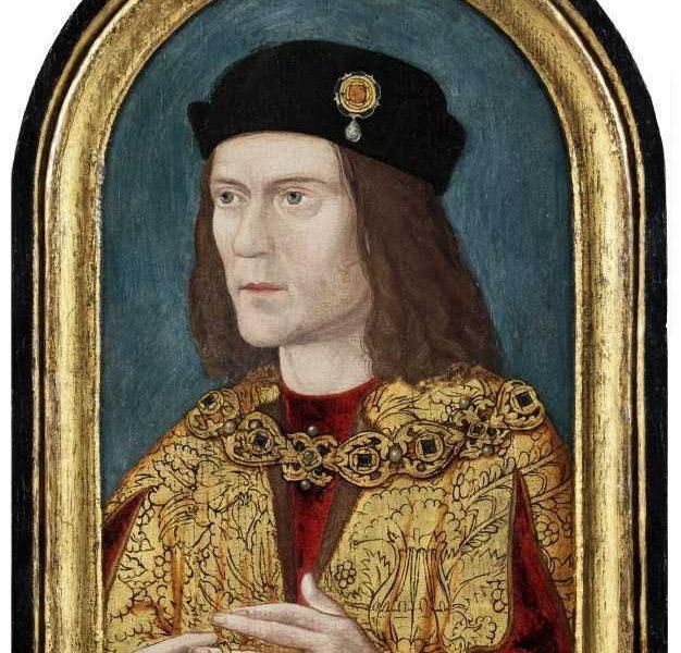 Image of Richard III (arched) (1452-1485)