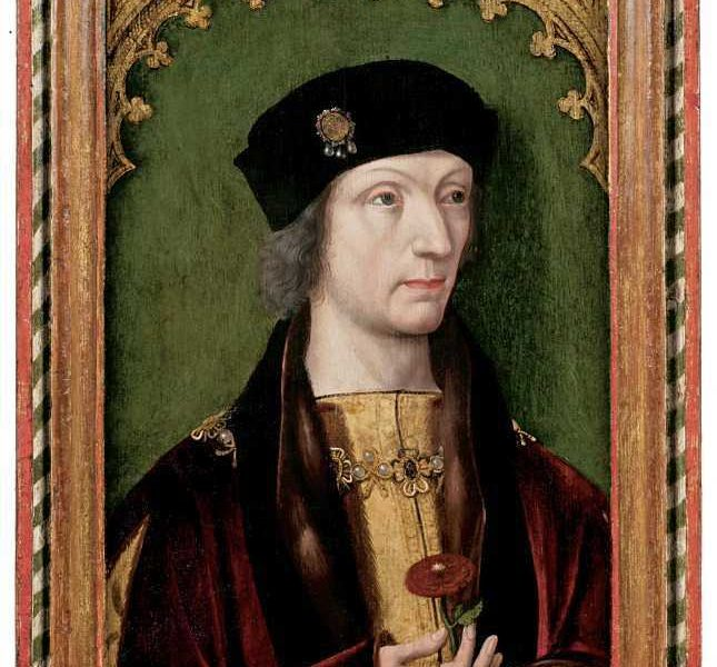Image of Henry VII (cusped)