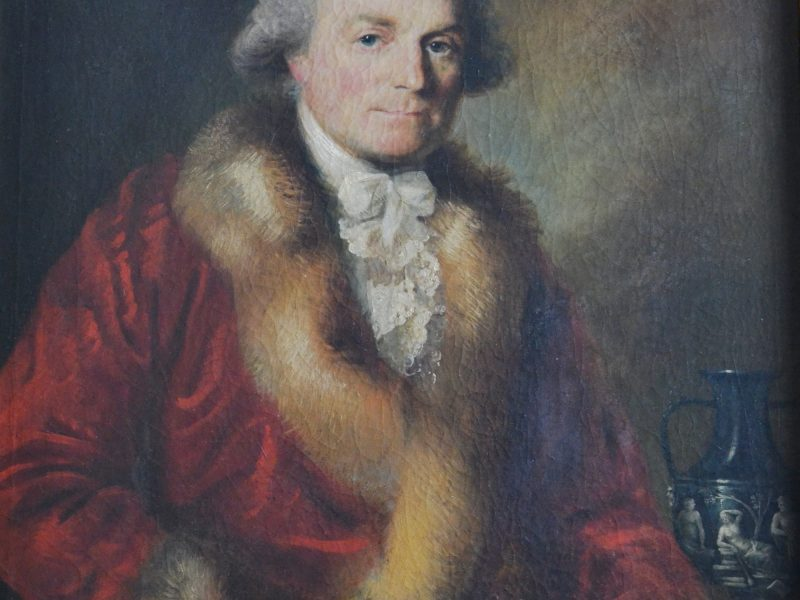 Image of Charles Marsh Portrait