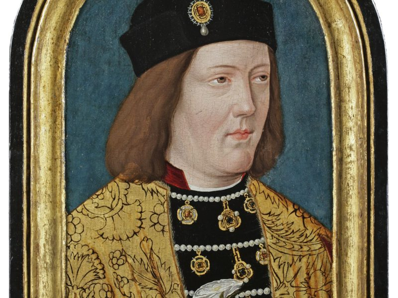 Image of Edward IV (arched) (1442-83)