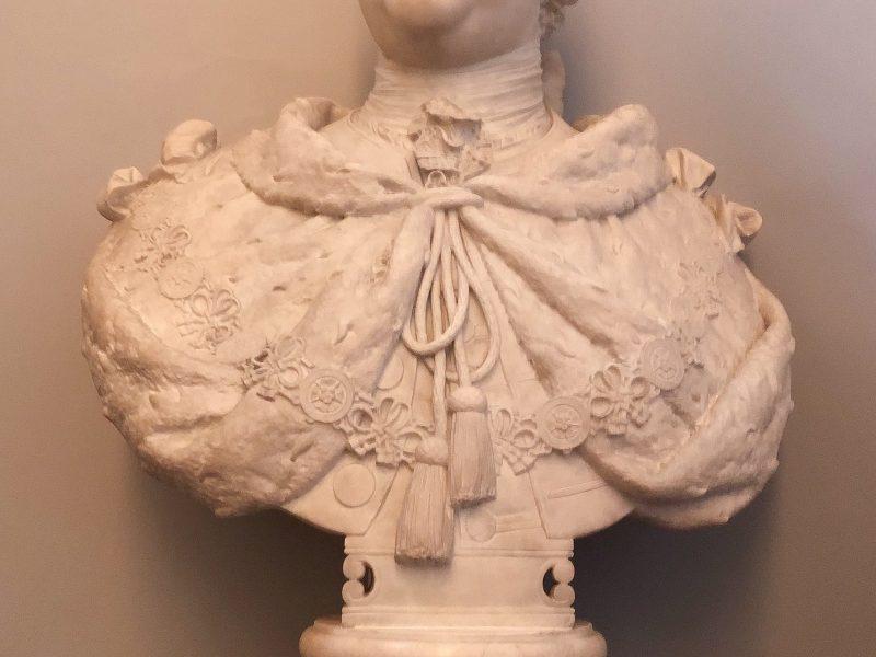 Image of Bust of George III