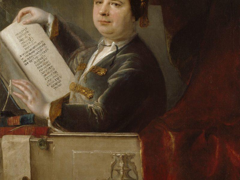 Image of Humfrey Wanley (1672-1726)