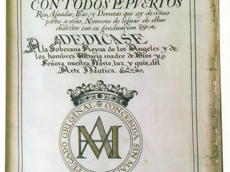 Image of Maritime Direction Book ('Derrotero')