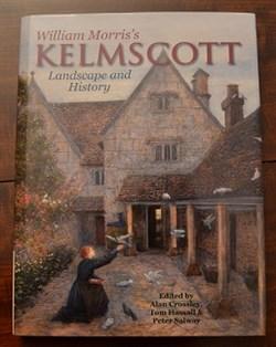 Book cover of William Morris's Kelmscott book